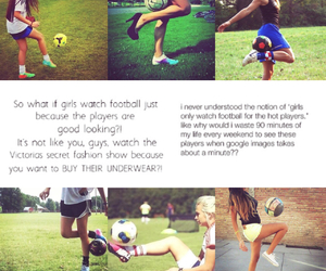football, life, and quotes image