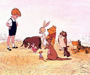 classic, disney, and winnie the pooh image