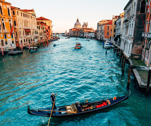 travel, beautiful, and italia image
