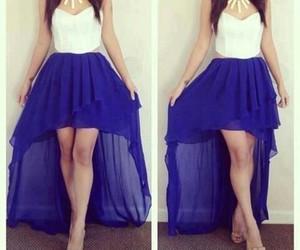 blue dress♥ image