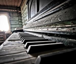 пианино, древность, and старое пианино image