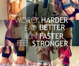better, fitness, and inspiration image