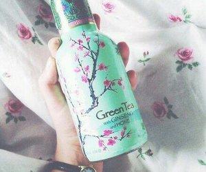 arizona, drink, and green tea image
