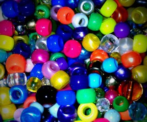 beads, pretty, and cute image