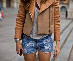 fashion, style, and jacket image
