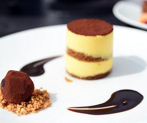 cake, pretty, and chocolate image