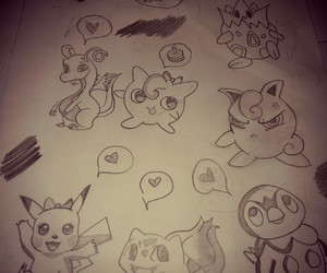 draw and pokemon image