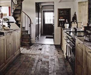 kitchen, interior, and house image