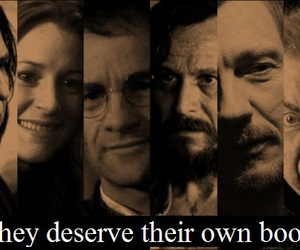 harry potter, sirius black, and lily evans image