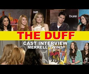 cast, twins, and the duff image