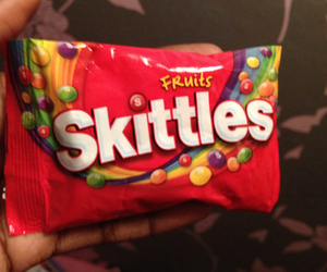 bonbons, candy, and skittles image
