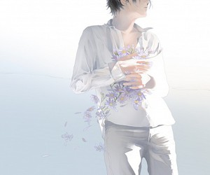 boy and anime boy image