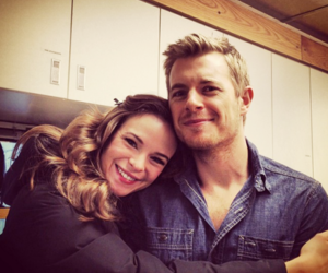 danielle panabaker, DC, and flash image