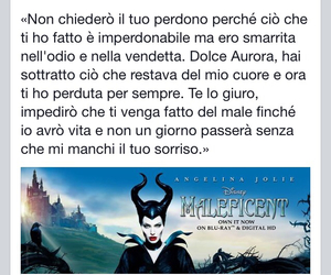 phrases, text, and maleficent image