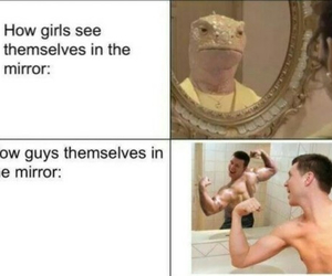 girls, themselves, and guys image
