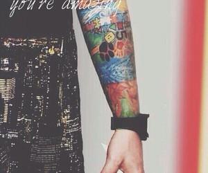 amazing, arm, and beautiful image