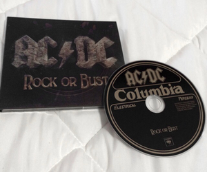 ac dc, rock, and rock or bust image