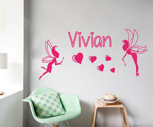 wall decals and personalized name image
