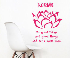 wall decals, vinyl stickers, and buddha quotes image