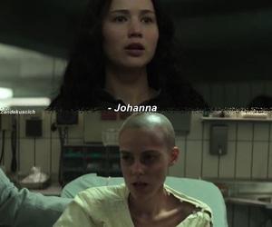 book, jena malone, and Jennifer Lawrence image