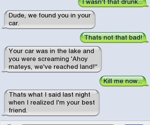 drunk, lol, and smartphowned image