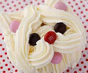 cupcake, dog, and food image