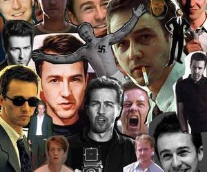 edward norton, fight club, and love image