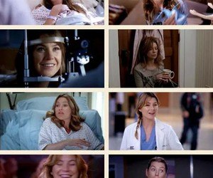 beauty, ellen pompeo, and greys anatomy image