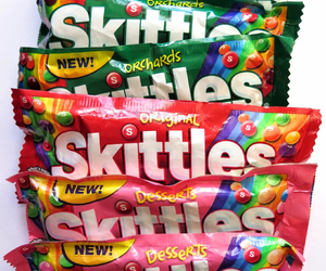 candy, skittles, and bounties image