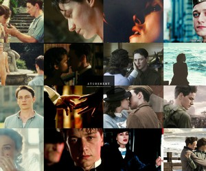 atonement, keira knightley, and love image