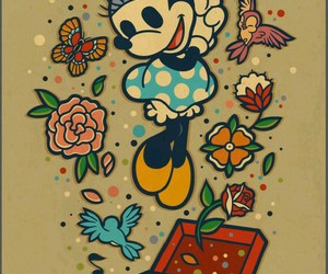 minnie and mouse image