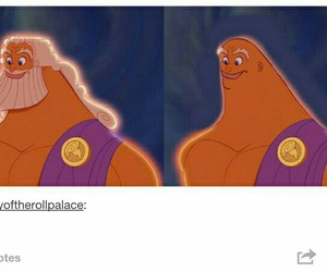 funny and hercules image