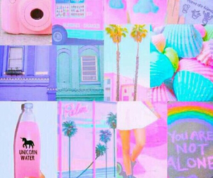 tumblr, Collage, and pastel image