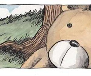 bear, liniers, and siesta image