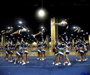 baskets, cheer, and jersey image
