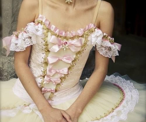 ballerina, ballet, and versailles image