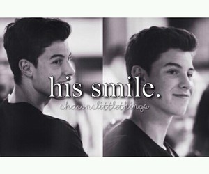 shawn, mendes, and smile image