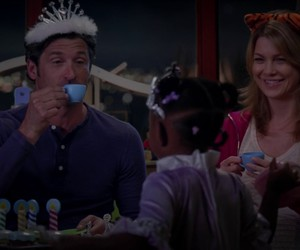 grey's anatomy, zola, and derek image