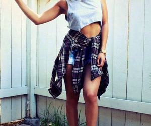 style, girl, and outfit image
