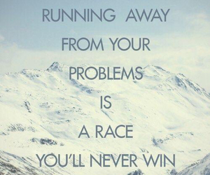 quotes, problem, and race image