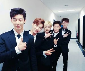 uniq, sungjoo, and yixuan image
