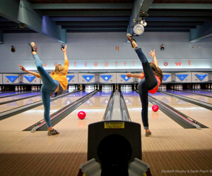 bowling and dance image