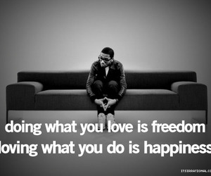 freedom, happiness, and love image