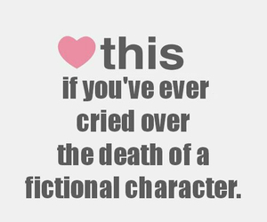 cry, fictional character, and heart this if image