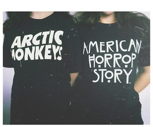 arctic monkeys, american horror story, and ahs image