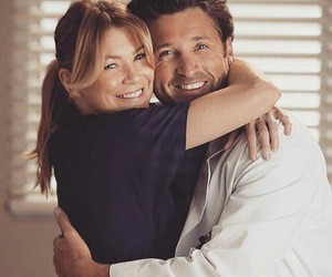 grey's anatomy, grey, and meredith image