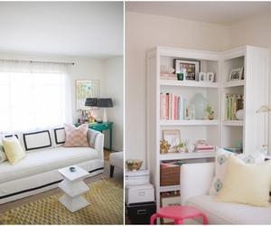 decor, geometric, and home image