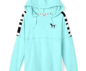 blue, fashion, and hoodie image