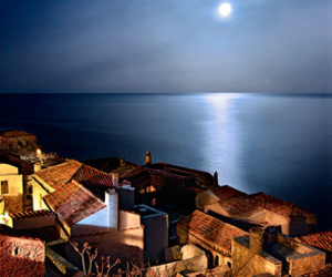 castle, monemvasia, and Greece image