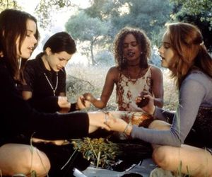 The Craft, witch, and girls image
